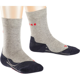 Falke RU4 Running Socks Kinder lightgrey